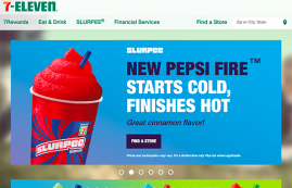 The Official 7-Eleven Website