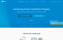 The Official Docker Website